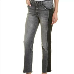 Black Orchid Brooklyn Fray Jeans Size 26